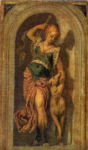Paolo Veronese (Caliari, Cagliari) - Diana