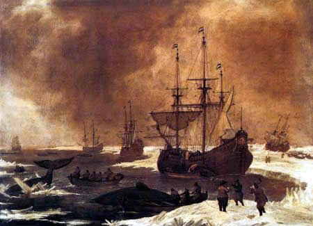 Lieve Verschuier - Whaling