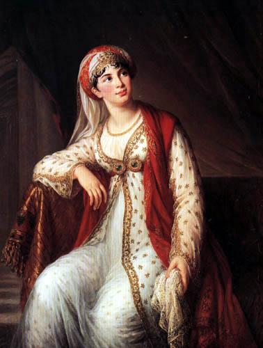 Elisabeth-Louise Vigée-Lebrun - Madame Grassini