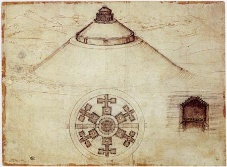 Leonardo da Vinci - Mausoleum