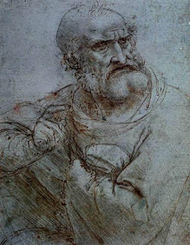 Leonardo da Vinci - St. Peter