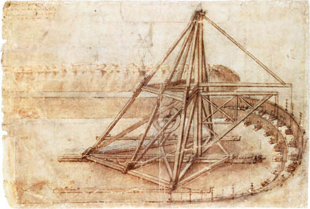 Leonardo da Vinci - Facsimile of Codex Atlanticus