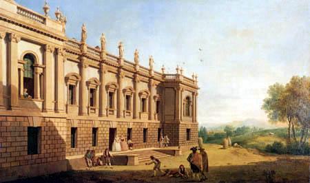 Antonio Visentini - Burlington House