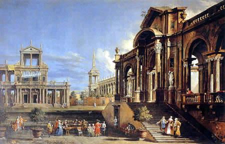Antonio Visentini - Concert at the mansion