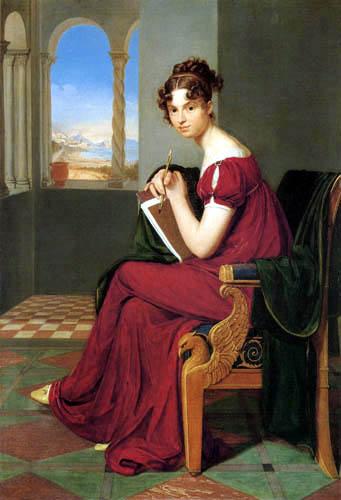 Carl C. Vogel von Vogelstein - Young Woman