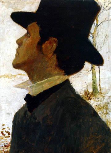 Heinrich Vogeler - Selbstbildnis
