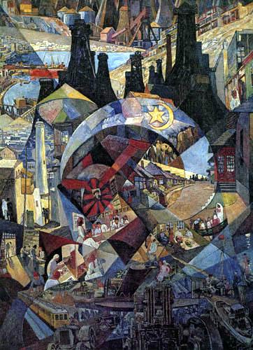 Heinrich Vogeler - Baku