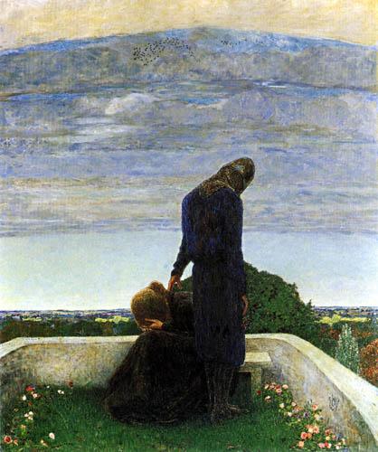 Heinrich Vogeler - Goodbye