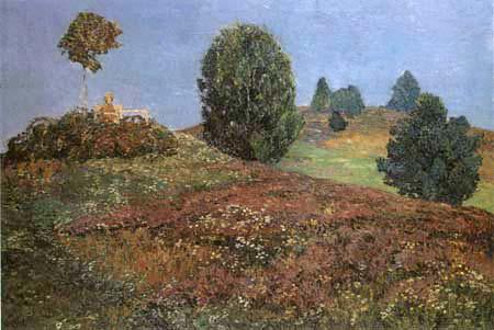 Heinrich Vogeler - In the Heath