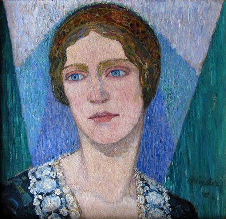 Heinrich Vogeler - Johanna Schulze