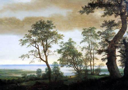 Cornelis Hendriksz Vroom - Embouchure