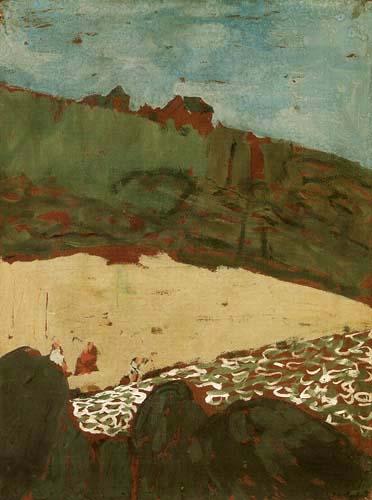 Edouard Vuillard - La maison dans les dunes