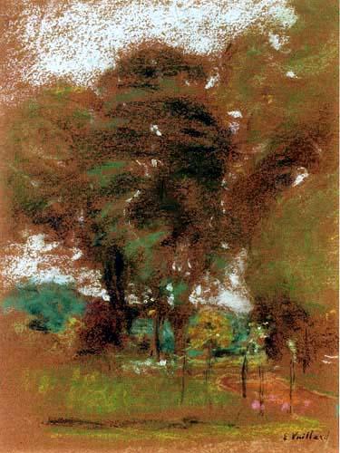 Edouard Vuillard - Landscape