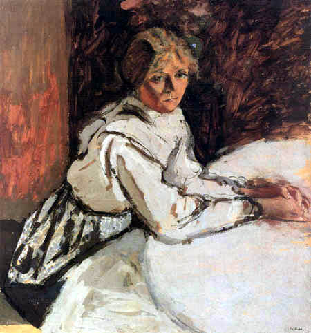 Edouard Vuillard - Annette