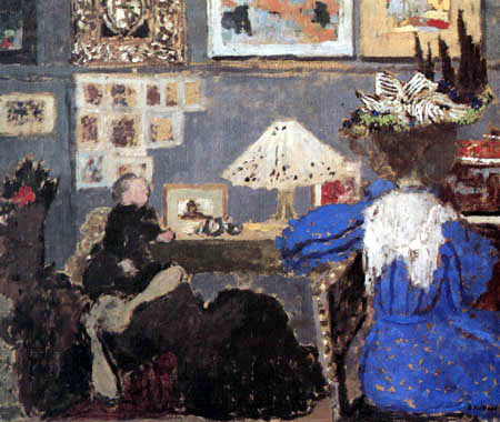 Edouard Vuillard - Interior