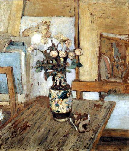 Edouard Vuillard - Bunch of flowers