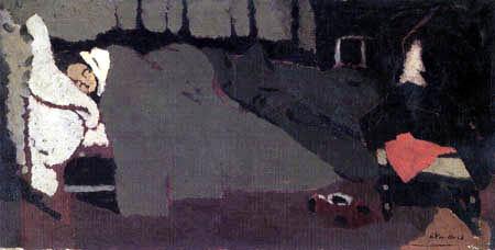 Edouard Vuillard - Le sommeil