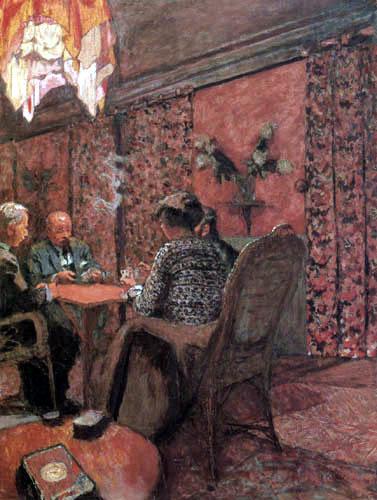 Edouard Vuillard - The Bridge