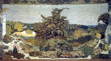Edouard Vuillard - The first fruits