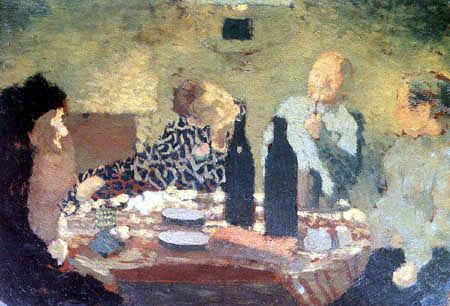 Edouard Vuillard - The family of the painter