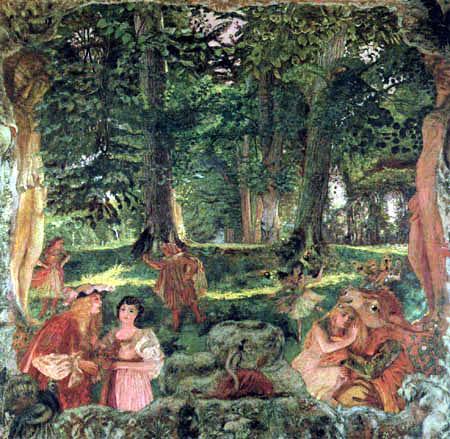 Edouard Vuillard - The Comedy