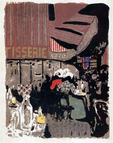 Edouard Vuillard - Die Konditorei