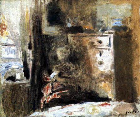 Edouard Vuillard - La Couturière