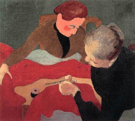 Edouard Vuillard - The dressmakers