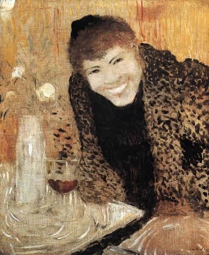 Edouard Vuillard - Le péché de Paul