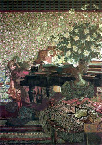 Edouard Vuillard - Music