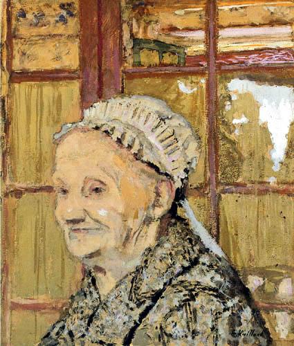 Edouard Vuillard - The Artist's Mother