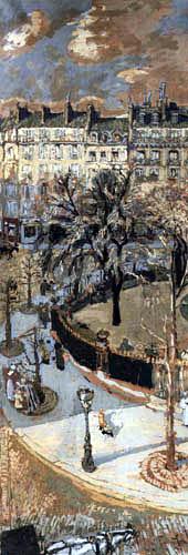 Edouard Vuillard - Place Vintimille