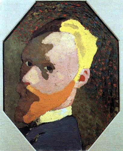 Edouard Vuillard - Auto-portrait