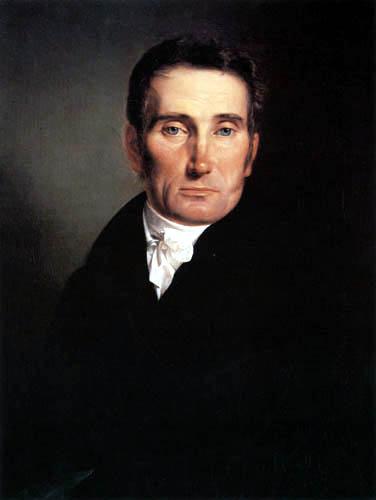 Ferdinand Georg Waldmüller - Herrenbildnis