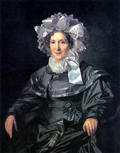 Ferdinand Georg Waldmüller - Die Mutter des Künstlers