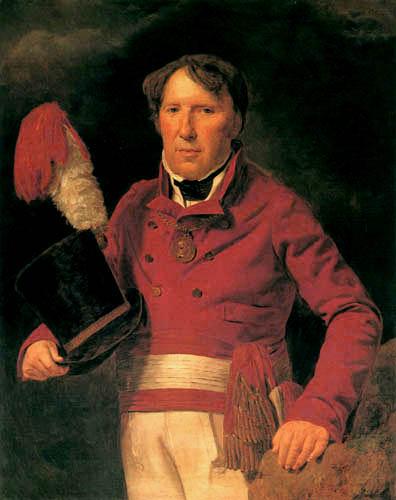 Ferdinand Georg Waldmüller - Der Schiffsmeister Mathias Feldmüller