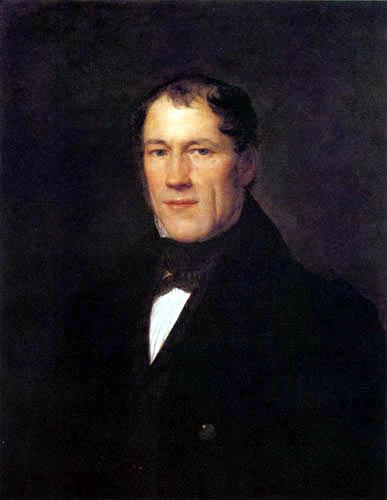 Ferdinand Georg Waldmüller - Herr Johann Werner