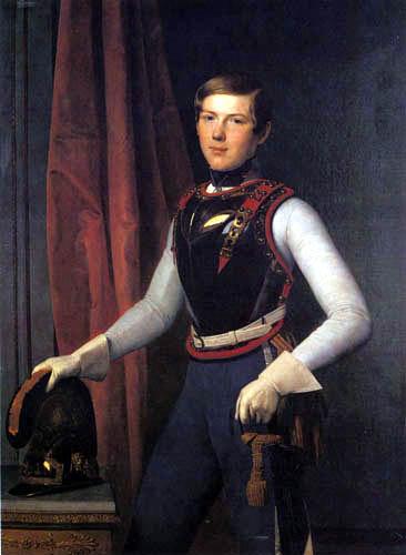 Ferdinand Georg Waldmüller - Rudolf Wenzel Markowsky