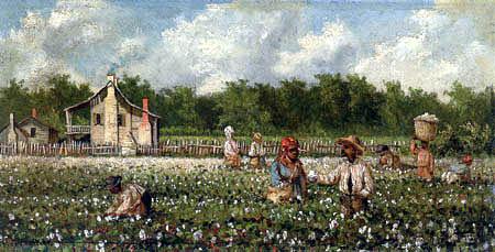 William Aiken Walker - Cotton Field