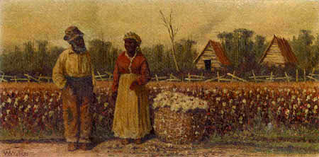 William Aiken Walker - Cotton Pickers
