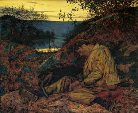 Henry Wallis - The Stonebreaker