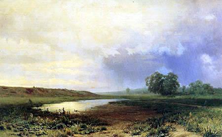 Fjodor Wassiljew - Wet Meadow