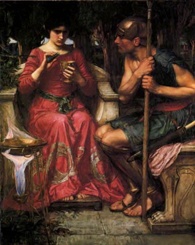 John William Waterhouse - Jason and Medea