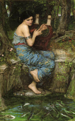John William Waterhouse - La maga