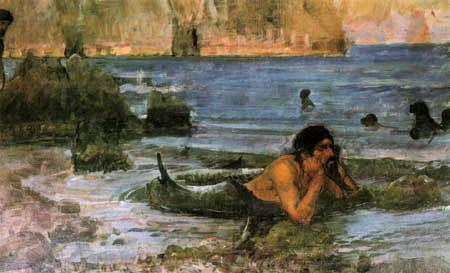 John William Waterhouse - Neptuno
