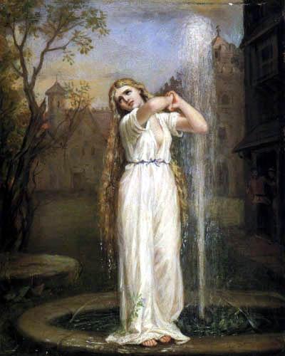 John William Waterhouse - Undine