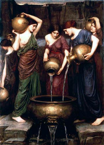 John William Waterhouse - The Danaïdes