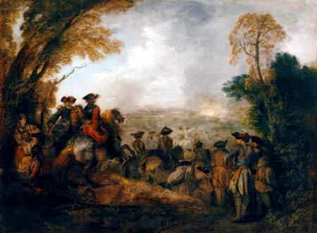 Jean-Antoine Watteau - March