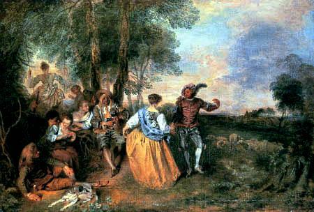 Jean-Antoine Watteau - Herder