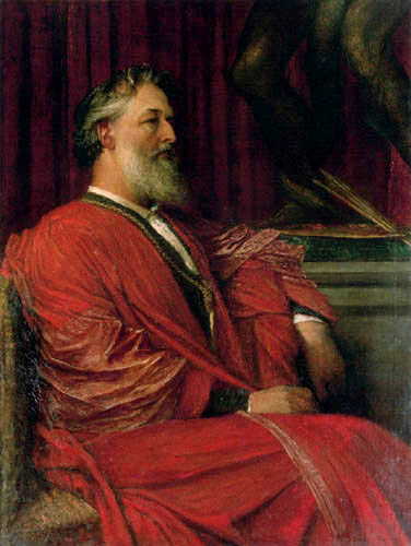 George Frederic Watts - Lord Leighton
